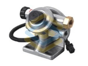 SEPAR FILTER HEAD WITH HEATER - 20 752101 11